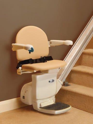 Gerade Treppenlifte Modell Minivator 950